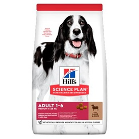 Hill's Science Plan™ Canine Adult Medium Lamb & Rice