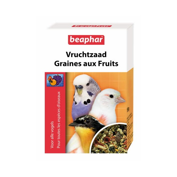 Beaphar Graines aux fruits