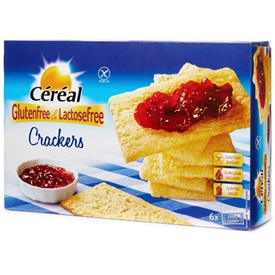 Cereal Crackers Sans gluten 250 g